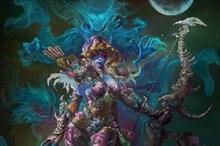 魔兽世界玩家原创画作