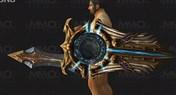 """魔兽7.0:防骑神器""""至高天门板""""造型预览"""