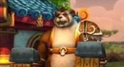 大肚腩也可以很帅气 熊猫人皮甲幻化推荐