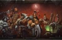 魔兽6.0资料片德拉诺之王游戏载入界面曝光