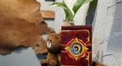 国人炉石玩家完全手工打造 经典卡包护照本