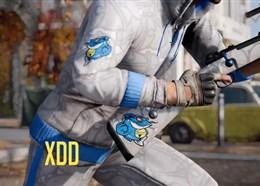 PUBG联名4主播推出新饰品 XDD有专属皮肤了!