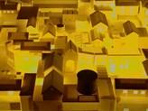 3D纸雕重塑十年枪战青春!CFer720小时极限还原CF地图