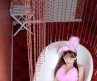 红颜祸水 诱惑粉丝兔女郎教你文明观球